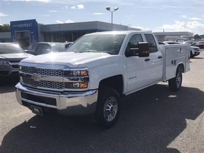 2019 Silverado 2500 Double Cab 4x2,  Reading SL Service Body #CN91291 - photo 4