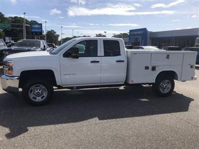 2019 Silverado 2500 Double Cab 4x2,  Reading SL Service Body #CN91291 - photo 5
