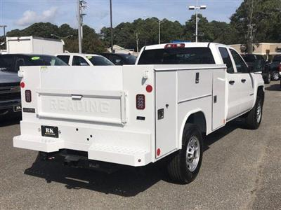 2019 Silverado 2500 Double Cab 4x2,  Reading SL Service Body #CN91291 - photo 2