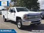 2019 Silverado 2500 Double Cab 4x2,  Reading Service Body #CN91291 - photo 1