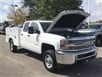 2019 Silverado 2500 Double Cab 4x2,  Reading SL Service Body #CN91291 - photo 43