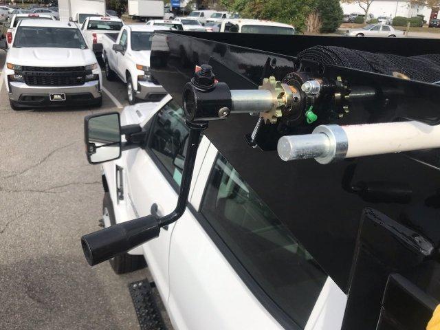 2019 Silverado Medium Duty Crew Cab DRW 4x4, Morgan LandscaperPRO Landscape Dump #CN91345 - photo 27