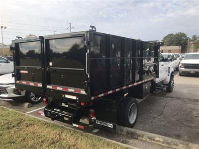 2019 Silverado Medium Duty Crew Cab DRW 4x4,  Morgan LandscaperPRO Landscape Dump #CN91345 - photo 13