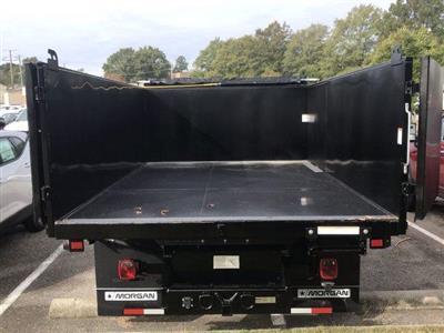 2019 Silverado Medium Duty Crew Cab DRW 4x4, Morgan LandscaperPRO Landscape Dump #CN91345 - photo 22