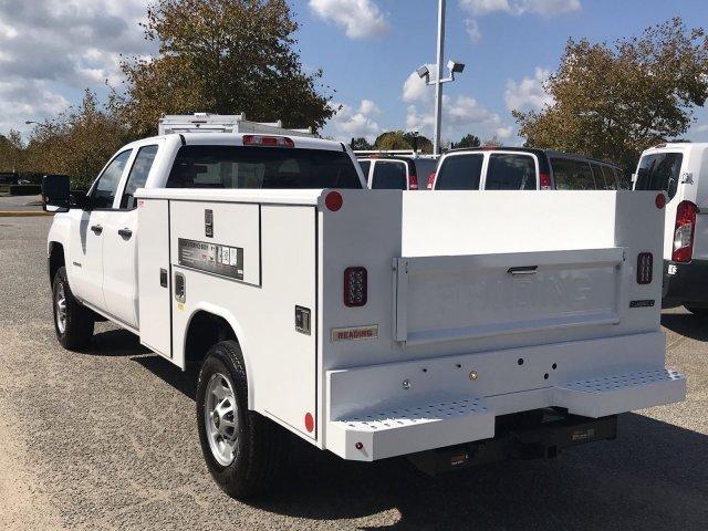 2019 Silverado 2500 Double Cab 4x2, Reading SL Service Body #CN91347 - photo 9