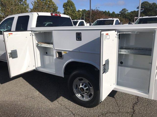 2019 Silverado 2500 Double Cab 4x2,  Reading SL Service Body #CN91374 - photo 14