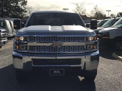 2019 Silverado 2500 Double Cab 4x2,  Reading SL Service Body #CN91374 - photo 3