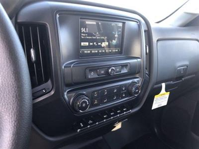 2019 Silverado 2500 Double Cab 4x2,  Reading SL Service Body #CN91374 - photo 28
