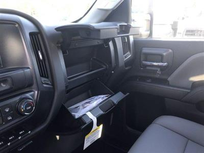 2019 Silverado 2500 Double Cab 4x2,  Reading SL Service Body #CN91374 - photo 35