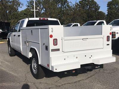 2019 Silverado 2500 Double Cab 4x2,  Reading SL Service Body #CN91374 - photo 6
