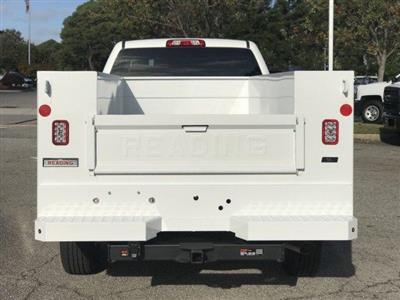 2019 Silverado 2500 Double Cab 4x2,  Reading SL Service Body #CN91374 - photo 7