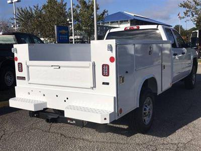 2019 Silverado 2500 Double Cab 4x2,  Reading SL Service Body #CN91374 - photo 2
