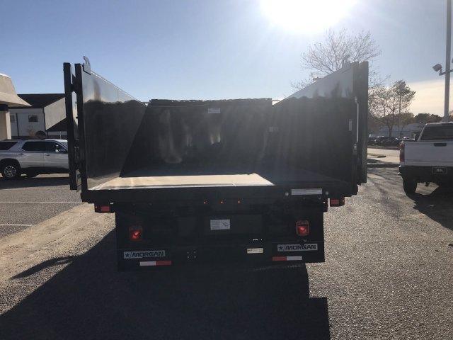 2019 Silverado 5500 Crew Cab DRW 4x4, Morgan Landscape Dump #CN91375 - photo 22