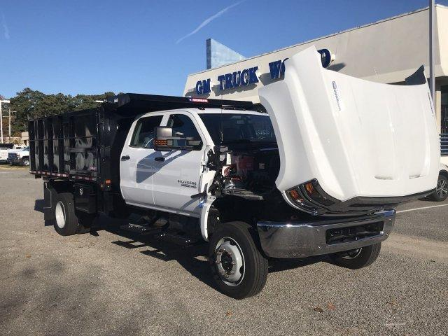 2019 Silverado 5500 Crew Cab DRW 4x4, Morgan Landscape Dump #CN91375 - photo 47