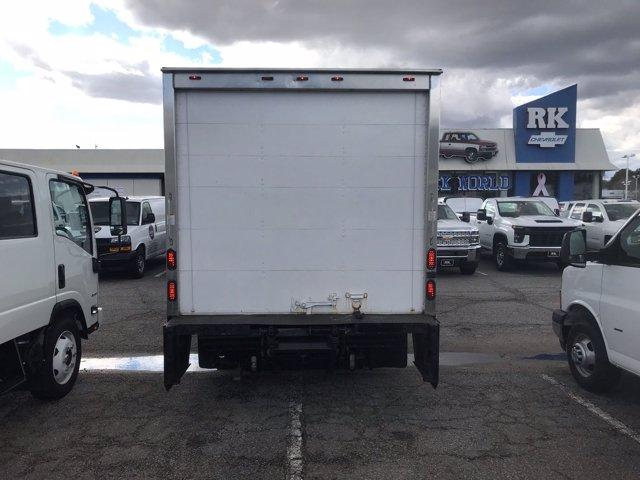 2013 Isuzu NPR-HD Regular Cab 4x2, Morgan Dry Freight #CN91443A - photo 7