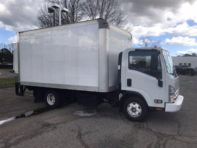 2013 Isuzu NPR-HD Regular Cab 4x2, Morgan Dry Freight #CN91443A - photo 8