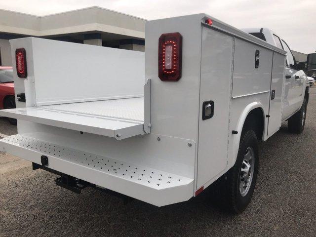 2019 Silverado 2500 Double Cab 4x4, Knapheide Standard Service Body #CN91558 - photo 22