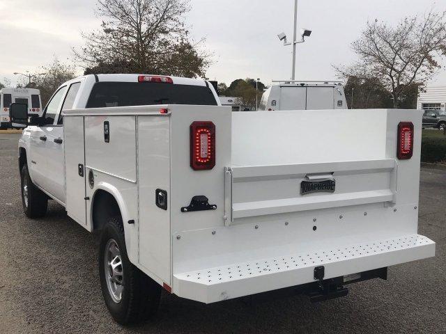 2019 Silverado 2500 Double Cab 4x4, Knapheide Standard Service Body #CN91559 - photo 8