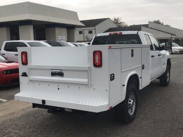 2019 Silverado 2500 Double Cab 4x4, Knapheide Standard Service Body #CN91559 - photo 2