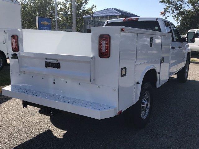 2019 Silverado 2500 Double Cab 4x4, Knapheide Standard Service Body #CN91630 - photo 2