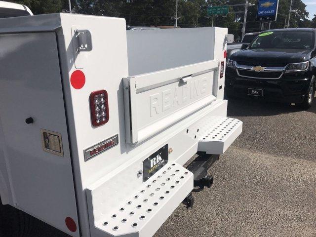 2019 Silverado 2500 Double Cab 4x2, Reading SL Service Body #CN91722 - photo 17