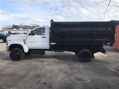 2019 Silverado 5500 Regular Cab DRW 4x4, Rugby Landscape Dump #CN91906 - photo 6