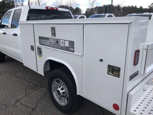 2019 Silverado 2500 Double Cab 4x2, Reading SL Service Body #CN92158 - photo 15