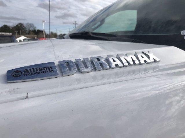 2019 Silverado 5500 Regular Cab DRW 4x4, Rugby Landscape Dump #CN92230 - photo 13