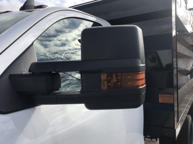 2019 Silverado 5500 Regular Cab DRW 4x4, Rugby Landscape Dump #CN92230 - photo 14
