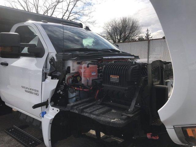 2019 Silverado 5500 Regular Cab DRW 4x4, Rugby Landscape Dump #CN92230 - photo 32