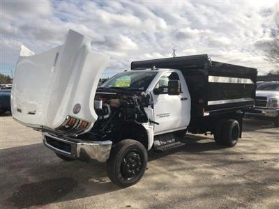 2019 Silverado 5500 Regular Cab DRW 4x4, Rugby Landscape Dump #CN92230 - photo 31