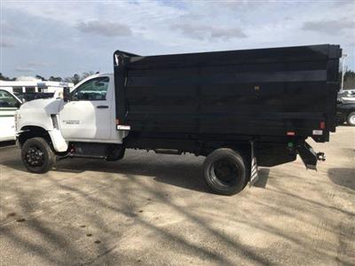 2019 Silverado 5500 Regular Cab DRW 4x4, Rugby Landscape Dump #CN92230 - photo 5