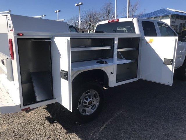 2019 Silverado 2500 Double Cab 4x4, Knapheide Steel Service Body #CN92231 - photo 19