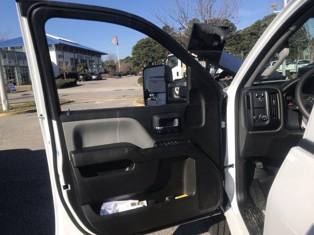 2019 Silverado 2500 Double Cab 4x4, Knapheide Steel Service Body #CN92231 - photo 21