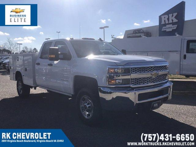 2019 Silverado 2500 Double Cab 4x4, Knapheide Service Body #CN92233 - photo 1