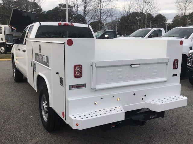 2019 Silverado 2500 Double Cab 4x4, Reading SL Service Body #CN92334 - photo 6