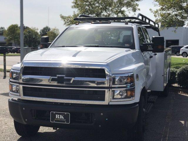 2019 Chevrolet Silverado 5500 Crew Cab DRW 4x2, Reading SL Service Body #CN92756 - photo 12