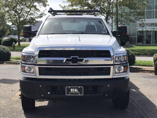2019 Chevrolet Silverado 5500 Crew Cab DRW 4x2, Reading SL Service Body #CN92756 - photo 3