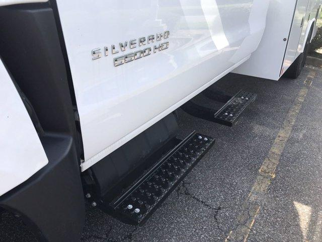 2019 Chevrolet Silverado 5500 Crew Cab DRW 4x2, Reading SL Service Body #CN92756 - photo 27