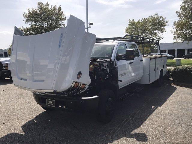 2019 Silverado 5500 Crew Cab DRW 4x2, Reading SL Service Body #CN92756 - photo 53