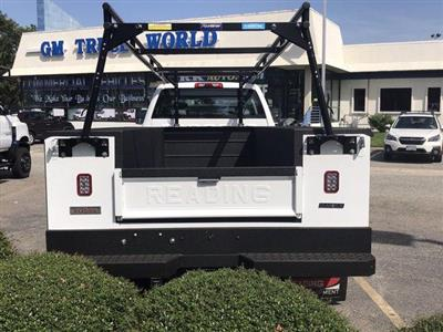 2019 Chevrolet Silverado 5500 Crew Cab DRW 4x2, Reading SL Service Body #CN92756 - photo 7