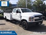 2019 Chevrolet Silverado 5500 Crew Cab DRW 4x2, Reading SL Service Body #CN92756 - photo 1