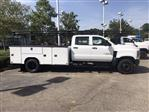 2019 Chevrolet Silverado 5500 Crew Cab DRW 4x2, Reading SL Service Body #CN92756 - photo 8