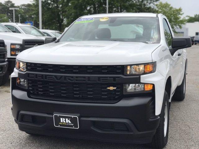 2019 Silverado 1500 Regular Cab 4x2, Pickup #CN93298 - photo 15