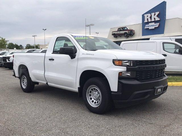 2019 Silverado 1500 Regular Cab 4x2, Pickup #CN93298 - photo 7
