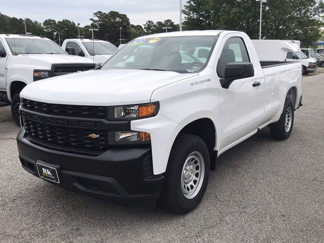 2019 Silverado 1500 Regular Cab 4x2, Pickup #CN93298 - photo 3