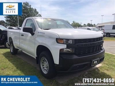 2019 Silverado 1500 Regular Cab 4x2, Pickup #CN93298 - photo 1