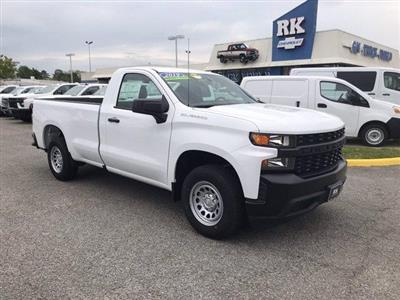 2019 Silverado 1500 Regular Cab 4x2, Pickup #CN93298 - photo 12