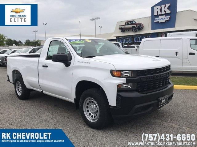 2019 Silverado 1500 Regular Cab 4x2, Pickup #CN93301 - photo 1