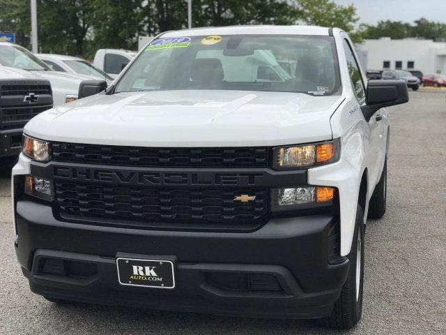 2019 Silverado 1500 Regular Cab 4x2, Pickup #CN93301 - photo 10